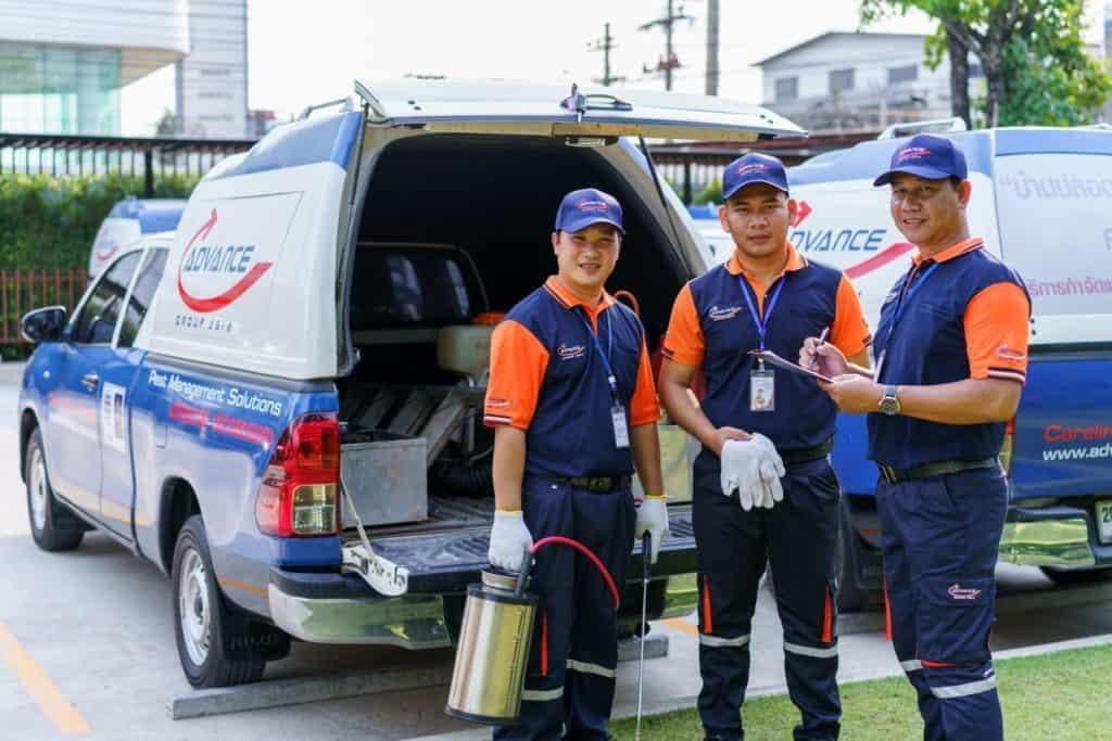 Advance Group Asia ยักษ์ใหญ่แห่งวงการกำจัดปลวกกับการขยายธุรกิจสู่วงการทำความสะอาด ลุยธุรกิจเซอร์วิสครบวงจร